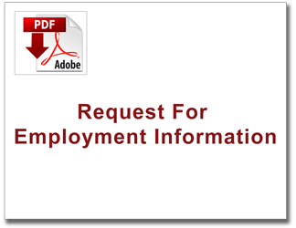 Request for employment information THUMB image